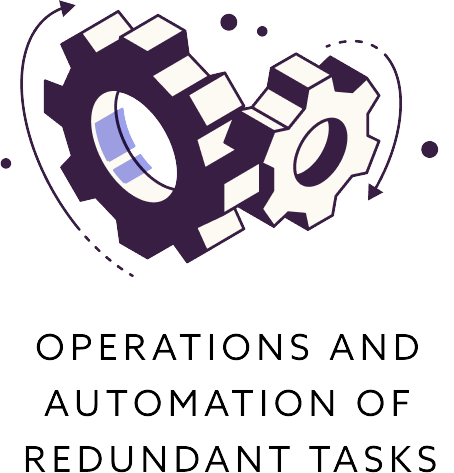 Operations and automation of redundant tasks